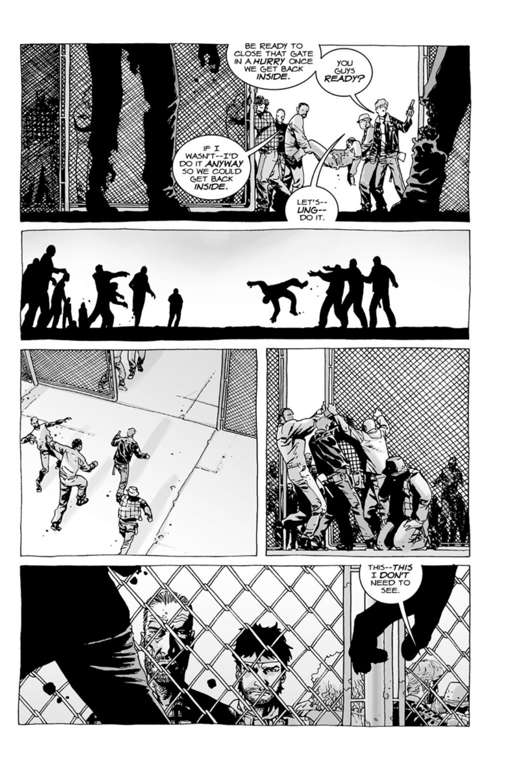 The Walking Dead volume 3 page 131