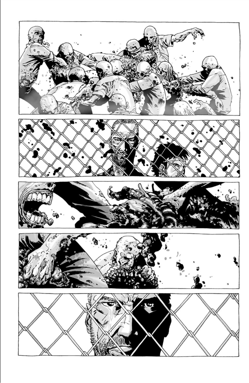 The Walking Dead volume 3 page 132