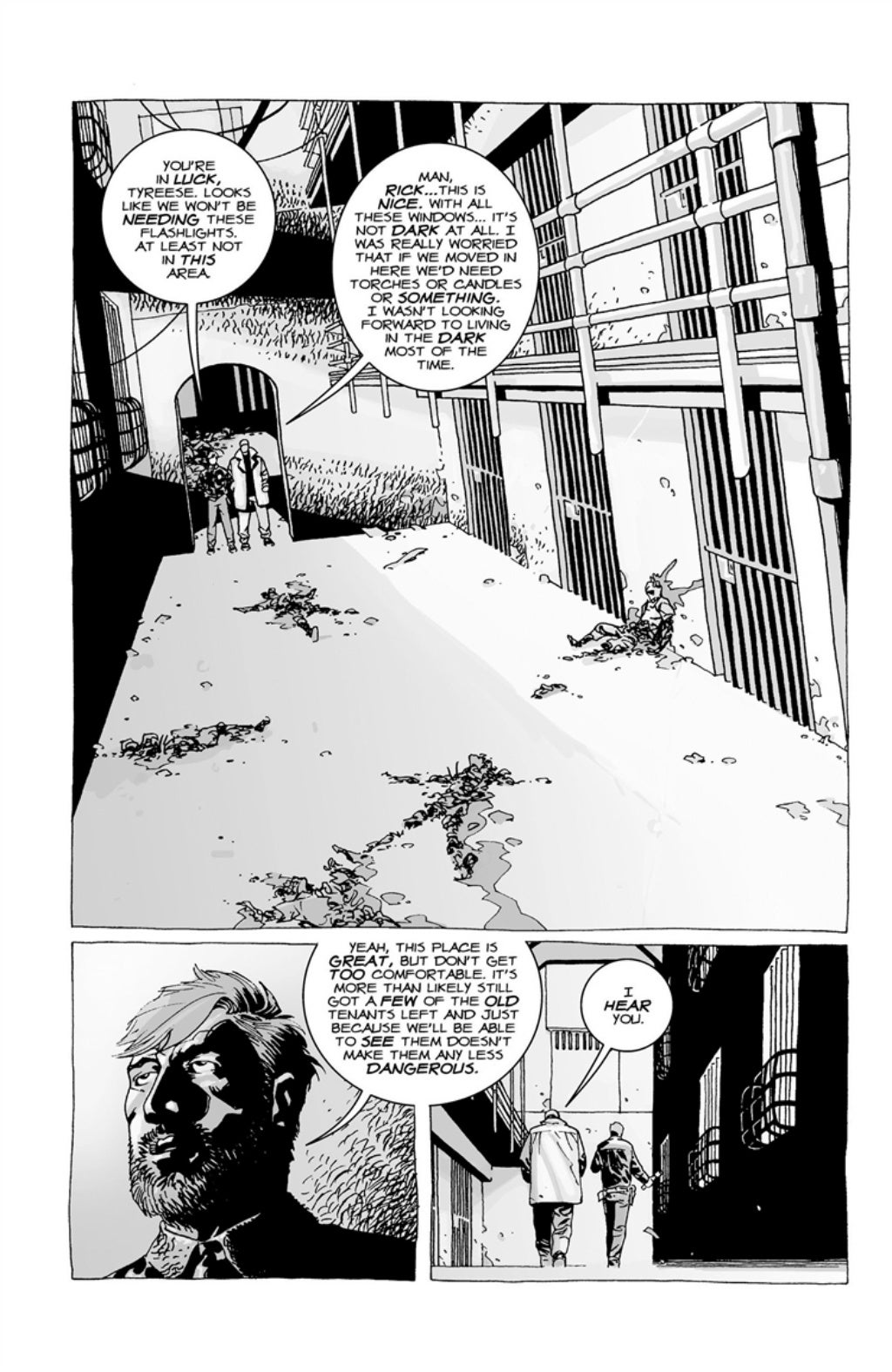 The Walking Dead volume 3 page 23