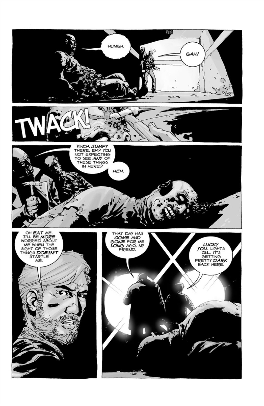 The Walking Dead volume 3 page 24