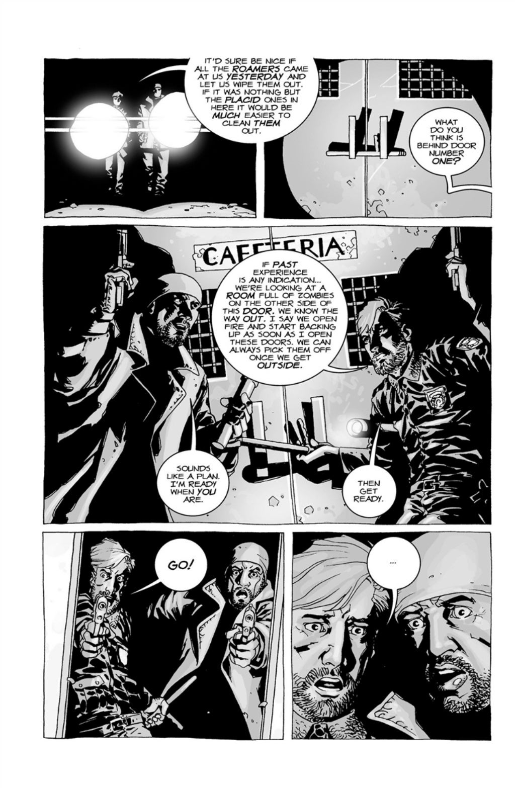 The Walking Dead volume 3 page 25