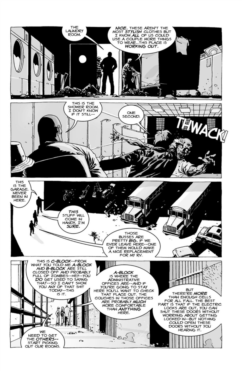 The Walking Dead volume 3 page 36