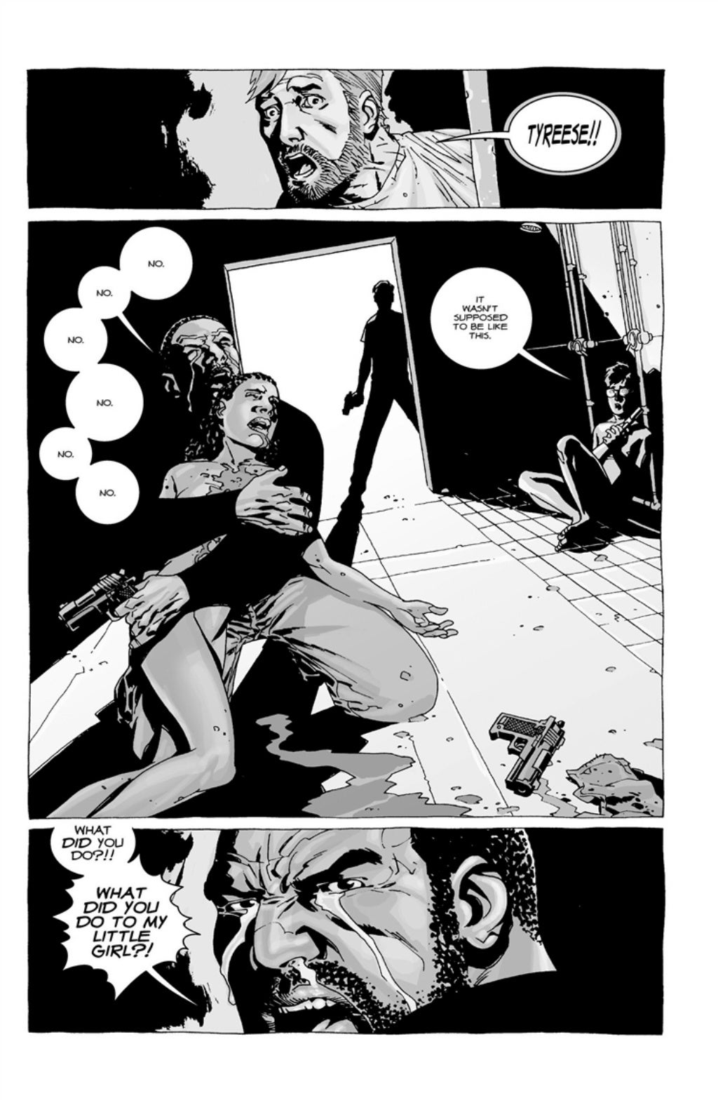 The Walking Dead volume 3 page 46