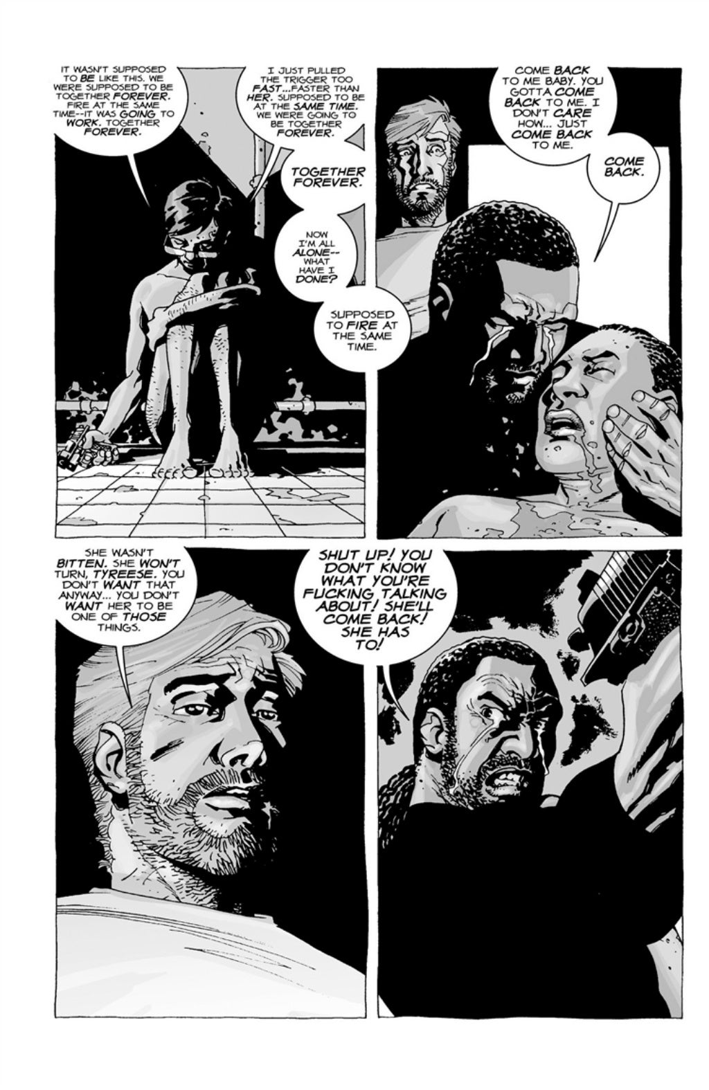 The Walking Dead volume 3 page 47