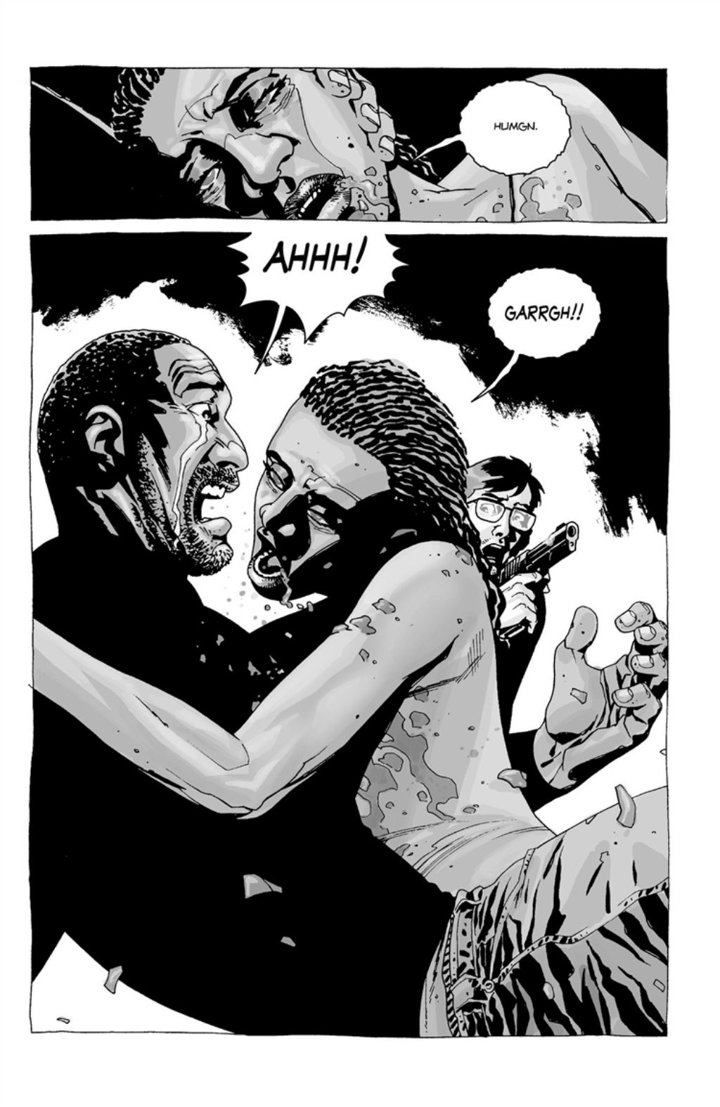 The Walking Dead volume 3 page 48