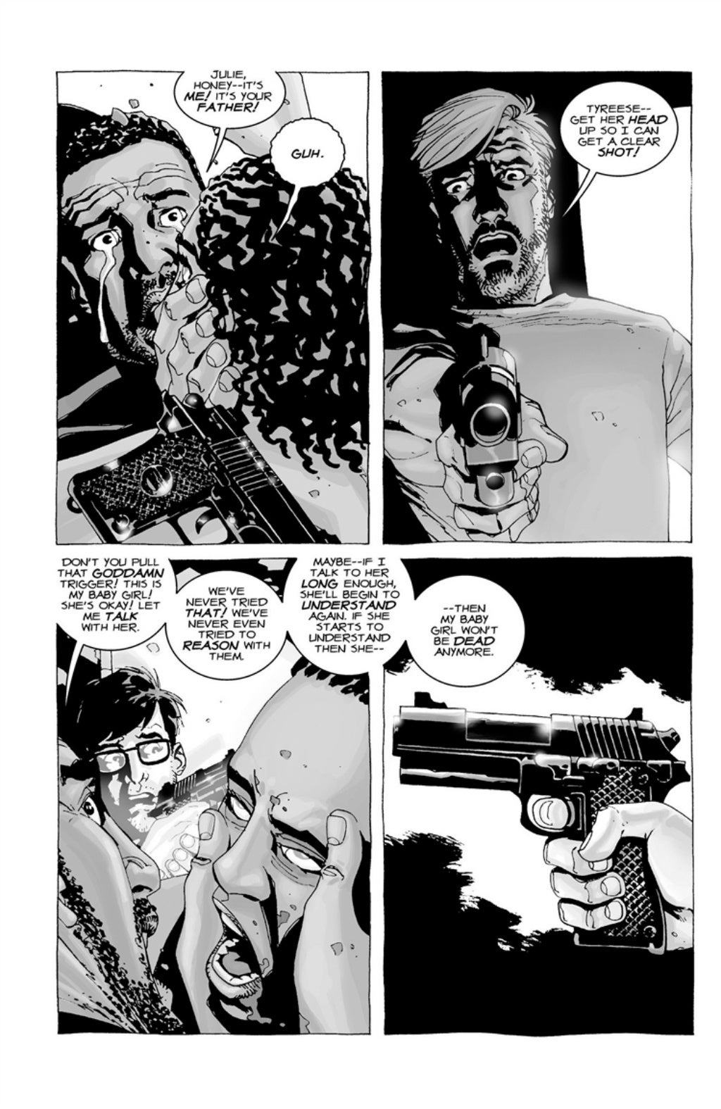 The Walking Dead volume 3 page 49