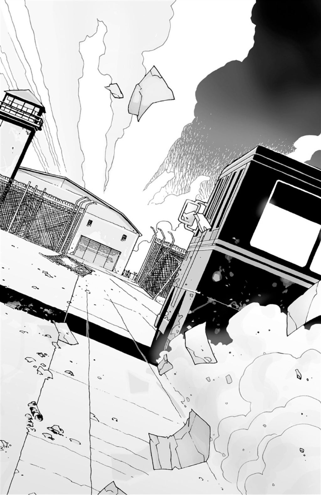 The Walking Dead volume 3 page 5