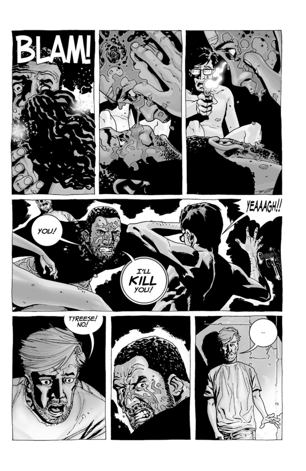 The Walking Dead volume 3 page 50