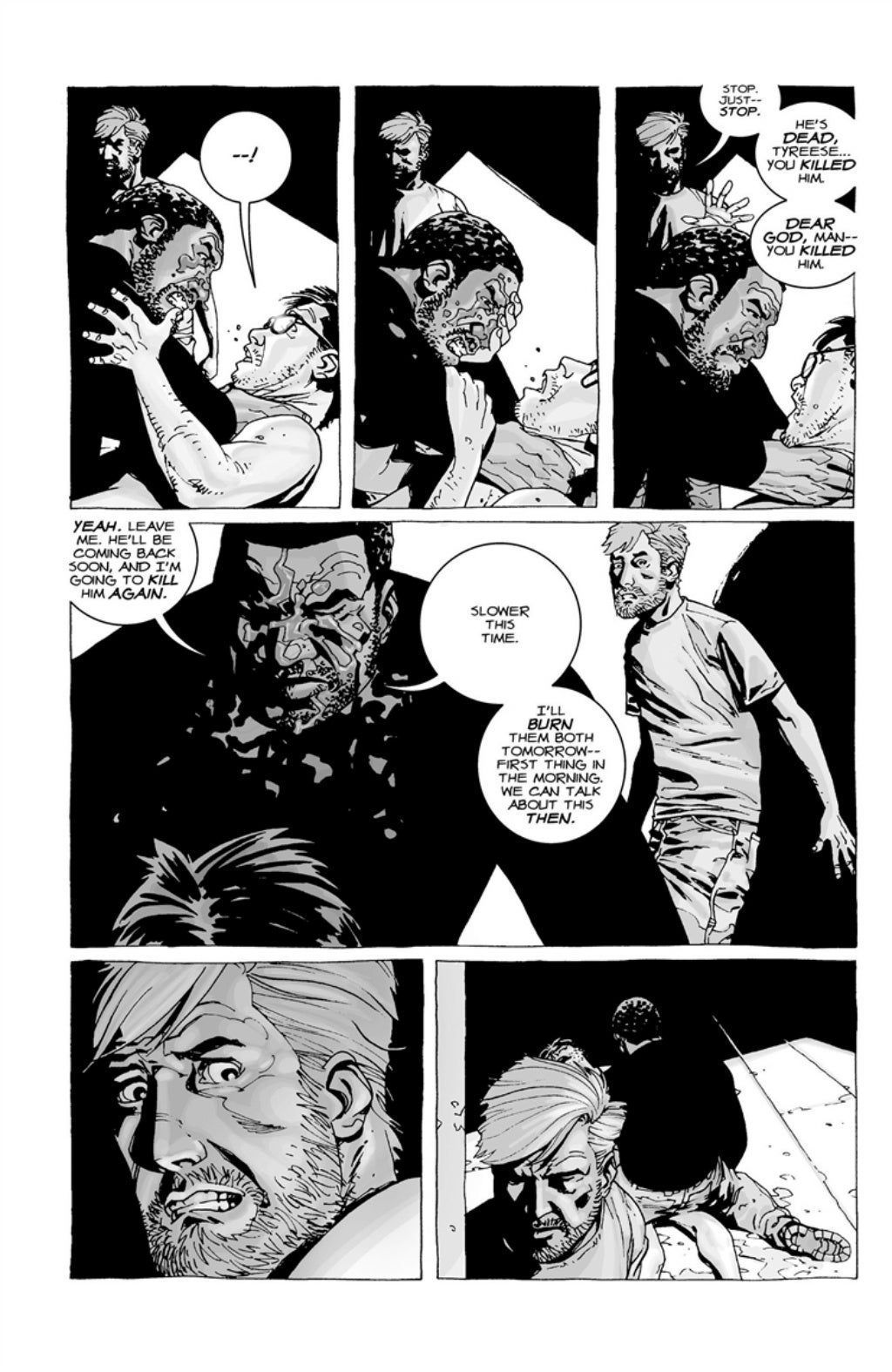 The Walking Dead volume 3 page 51
