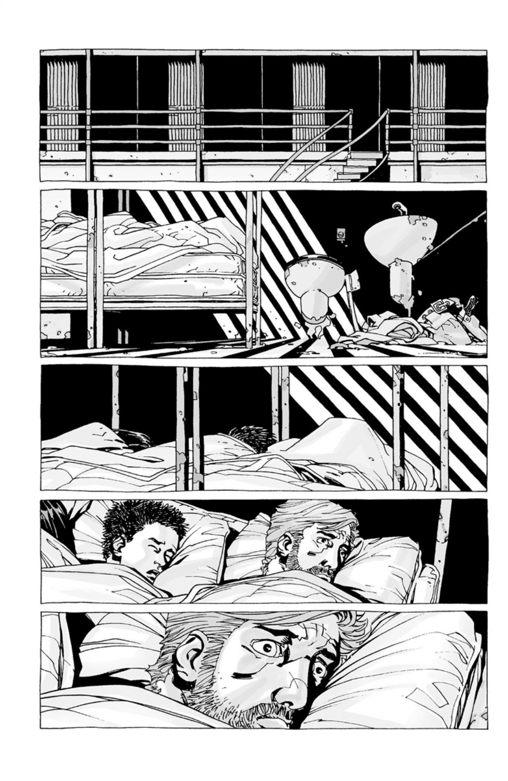 The Walking Dead volume 3 page 53