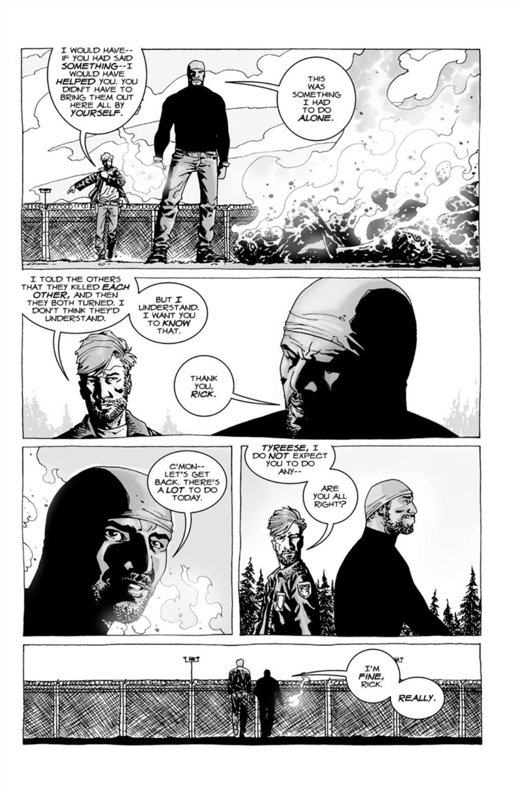 The Walking Dead volume 3 page 54