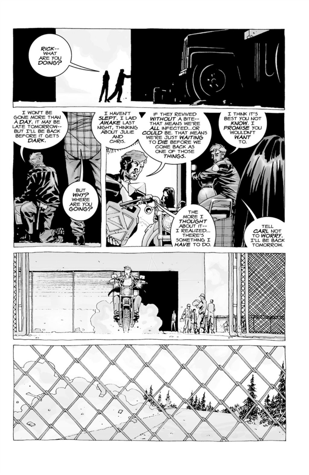 The Walking Dead volume 3 page 56