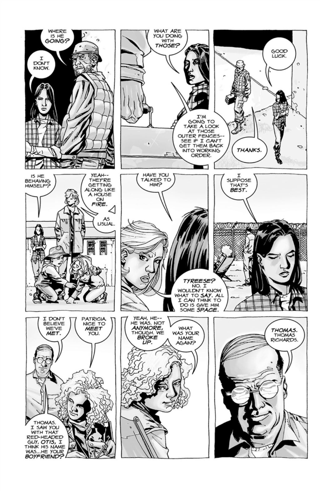 The Walking Dead volume 3 page 57