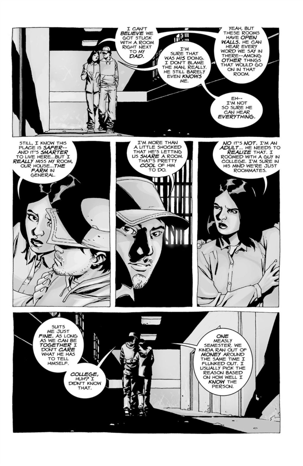 The Walking Dead volume 3 page 58