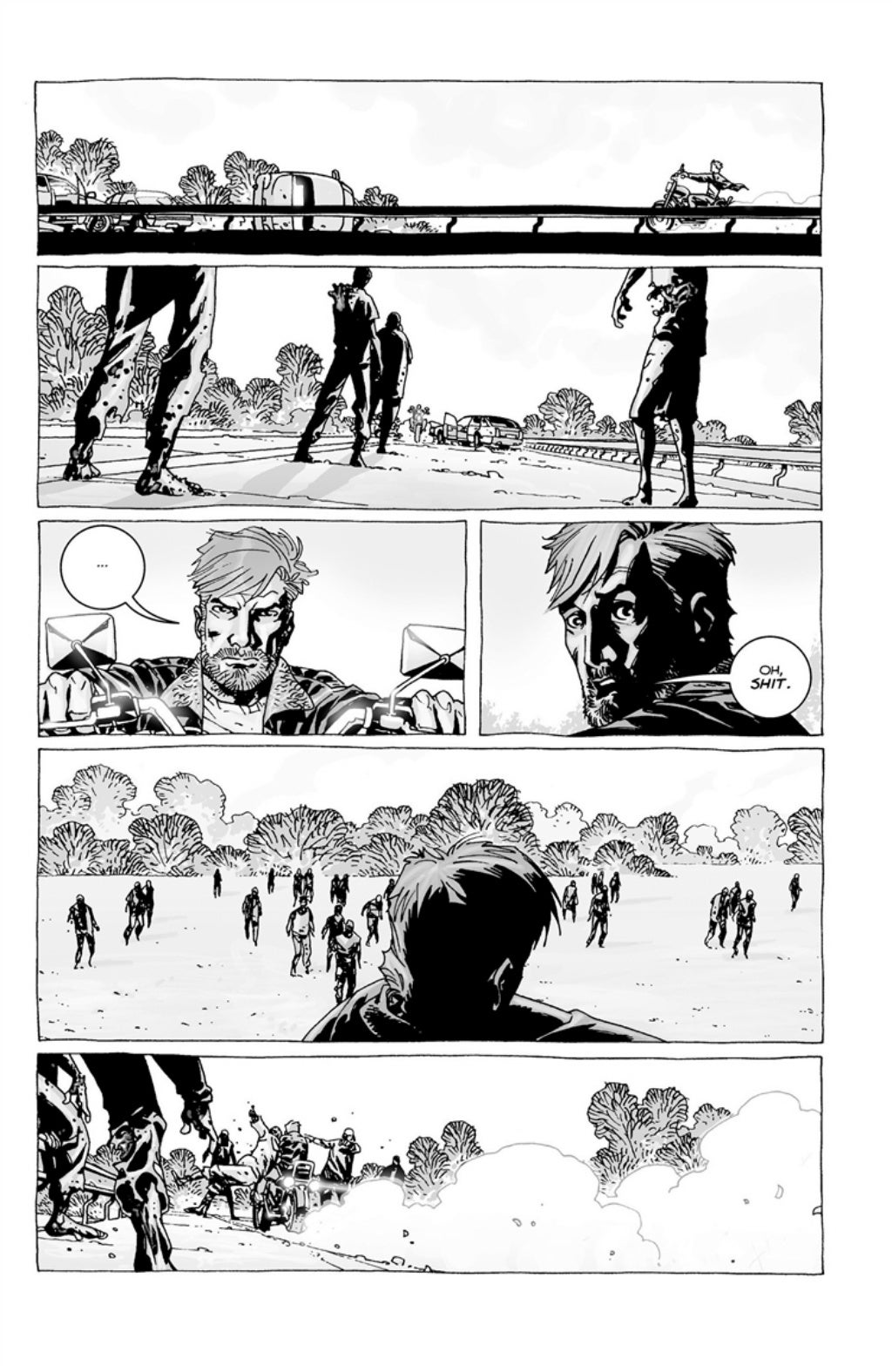 The Walking Dead volume 3 page 60