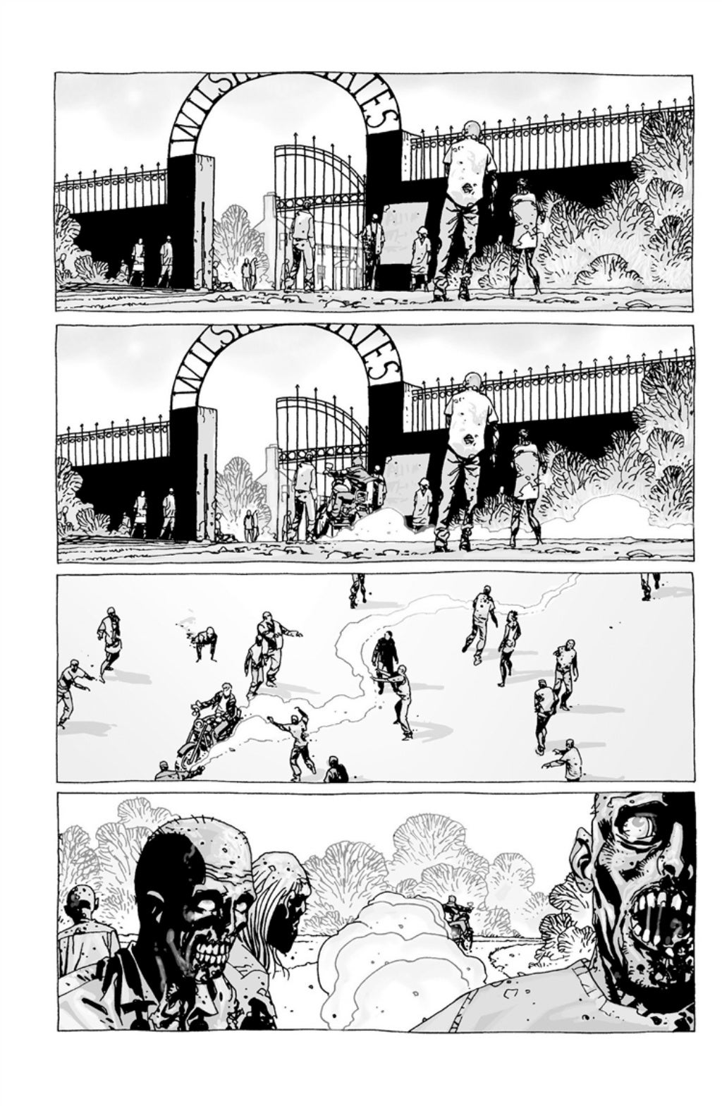 The Walking Dead volume 3 page 63