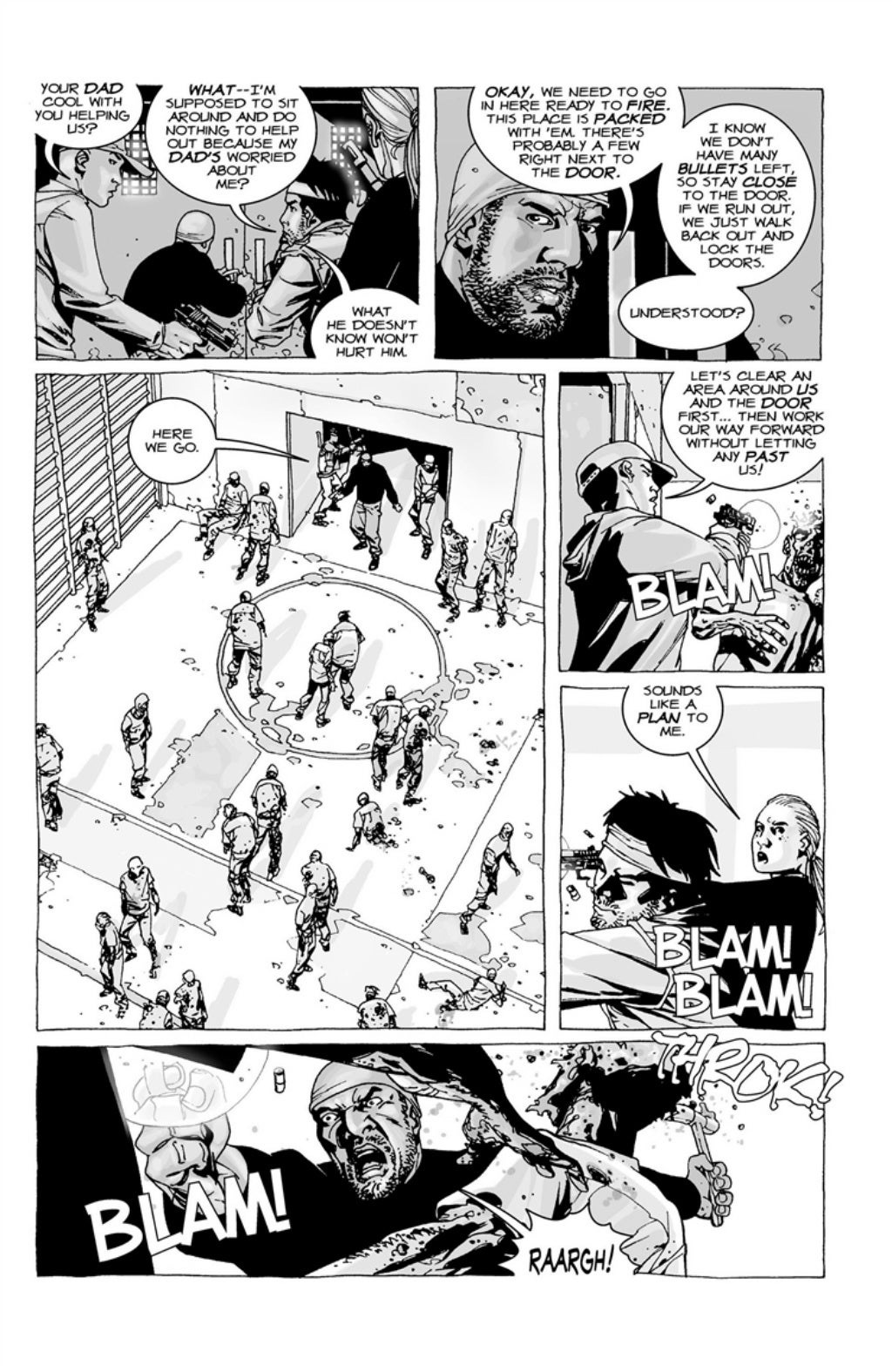 The Walking Dead volume 3 page 64