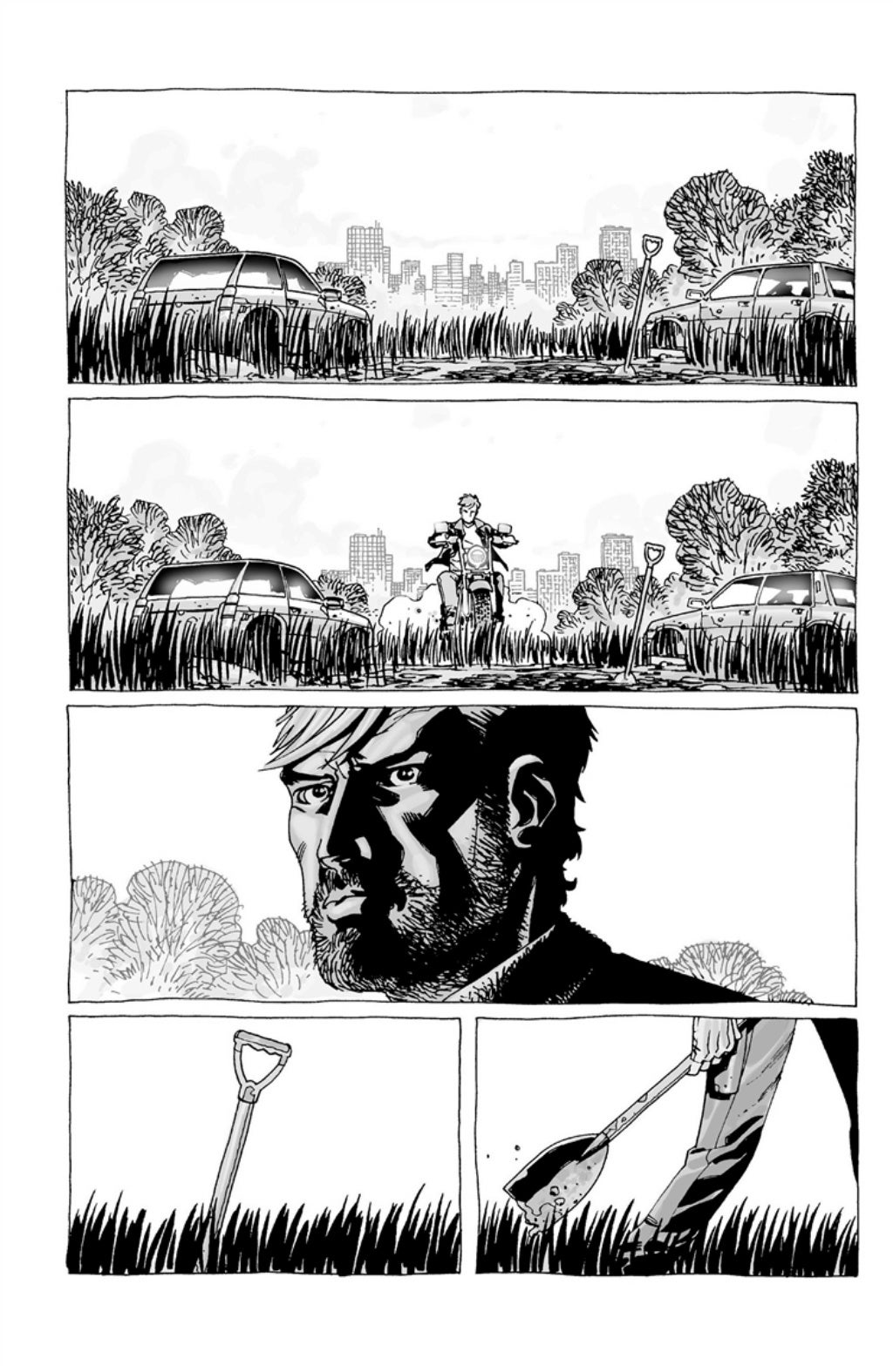 The Walking Dead volume 3 page 65