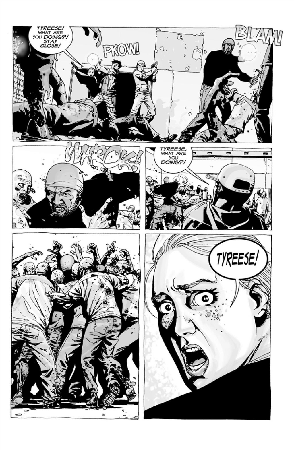 The Walking Dead volume 3 page 66