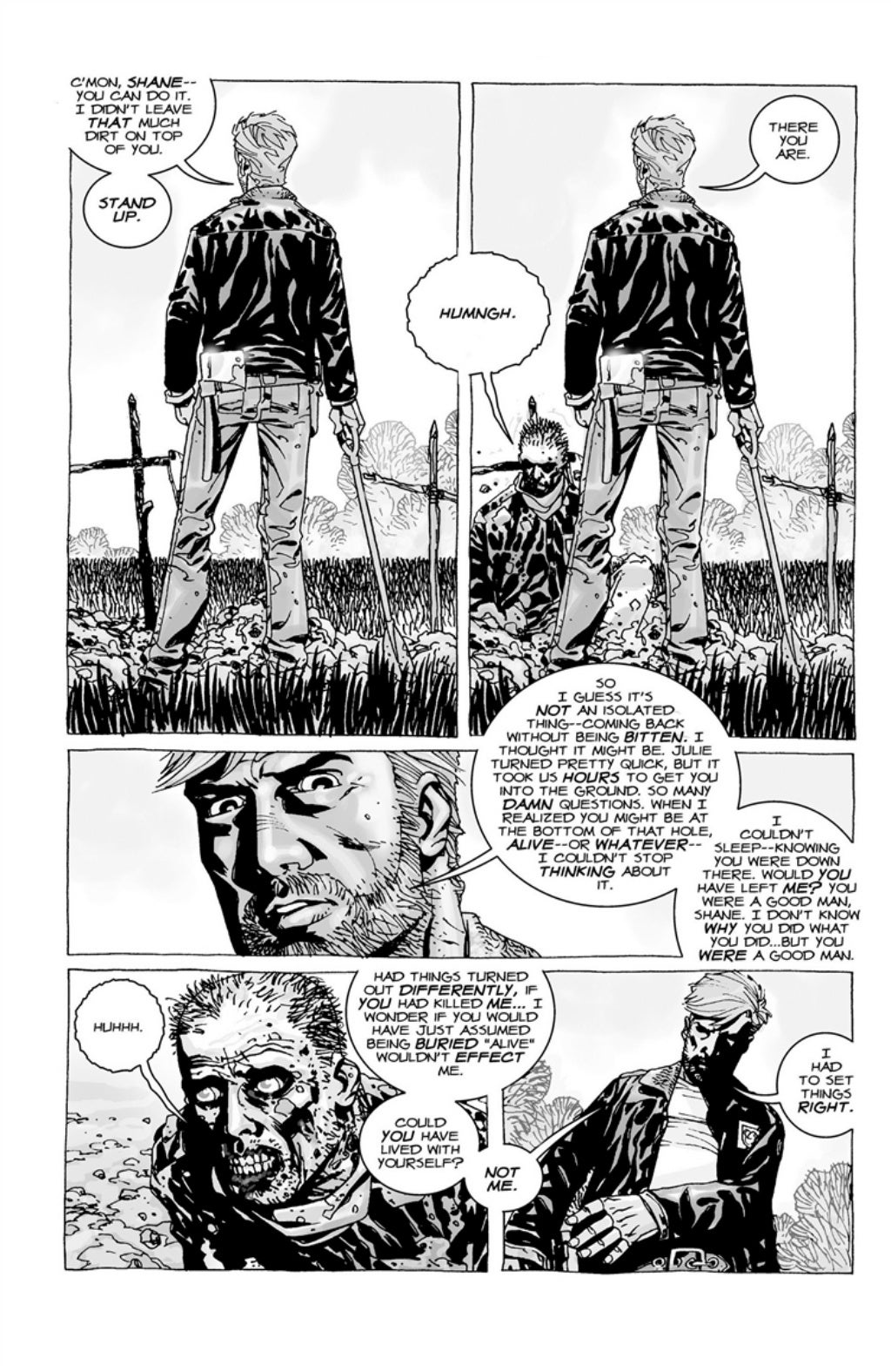 The Walking Dead volume 3 page 67