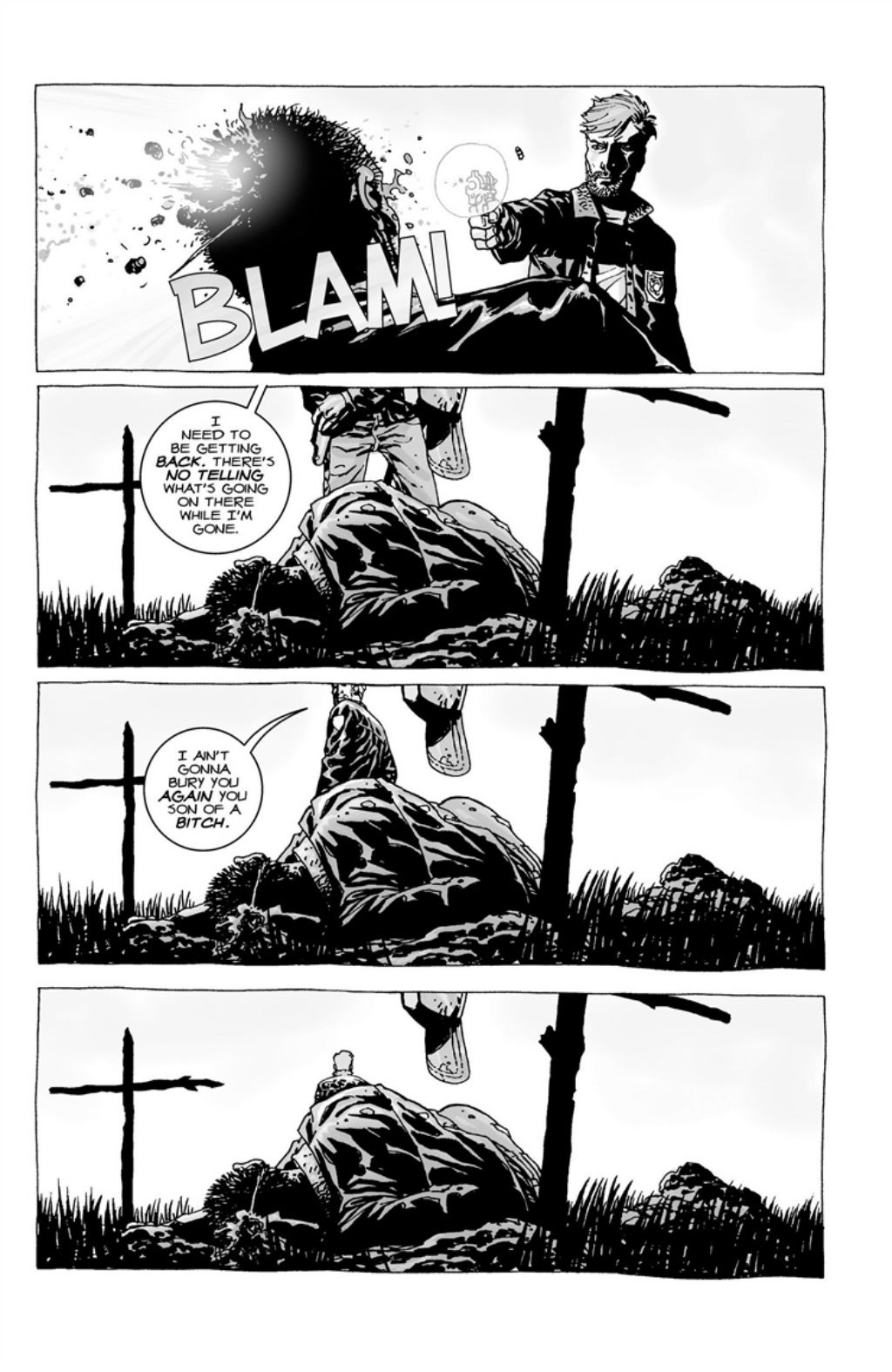 The Walking Dead volume 3 page 68