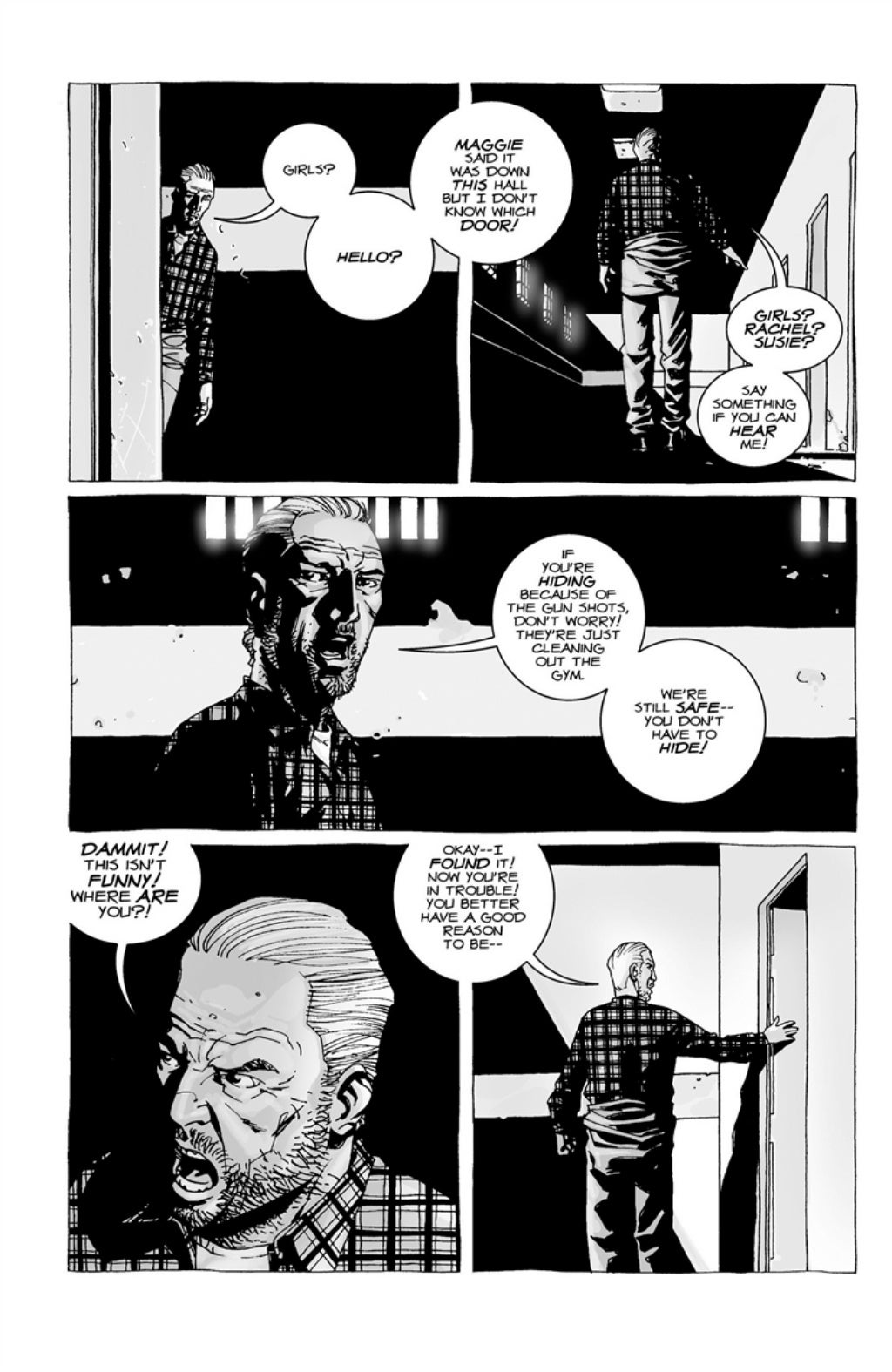 The Walking Dead volume 3 page 69