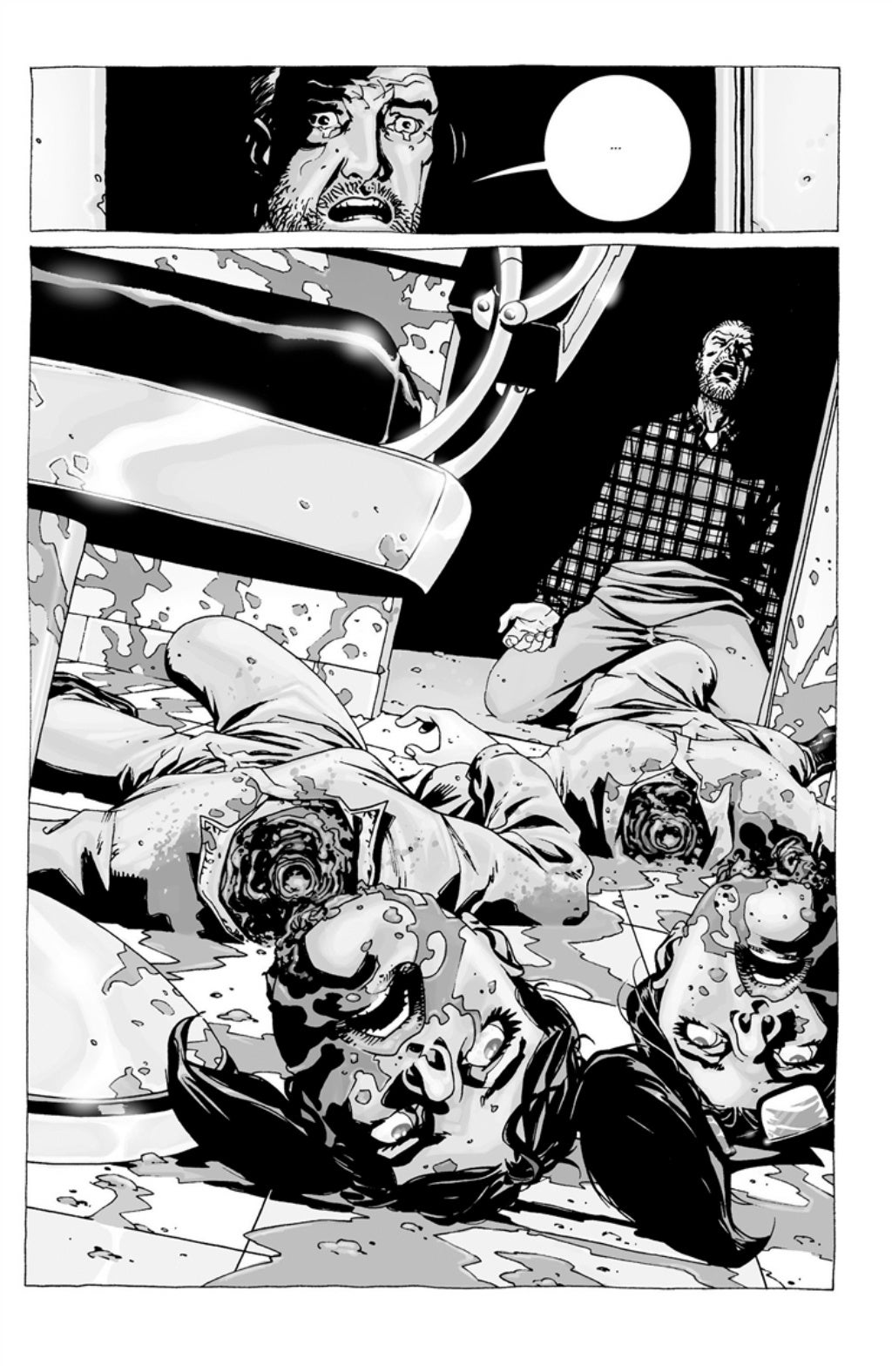The Walking Dead volume 3 page 70