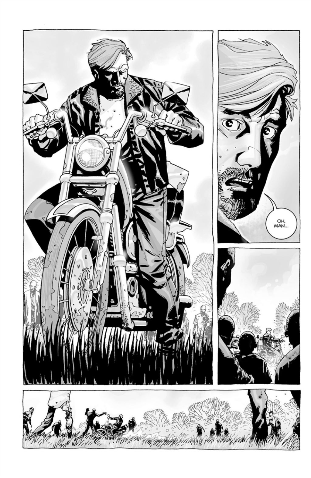 The Walking Dead volume 3 page 71