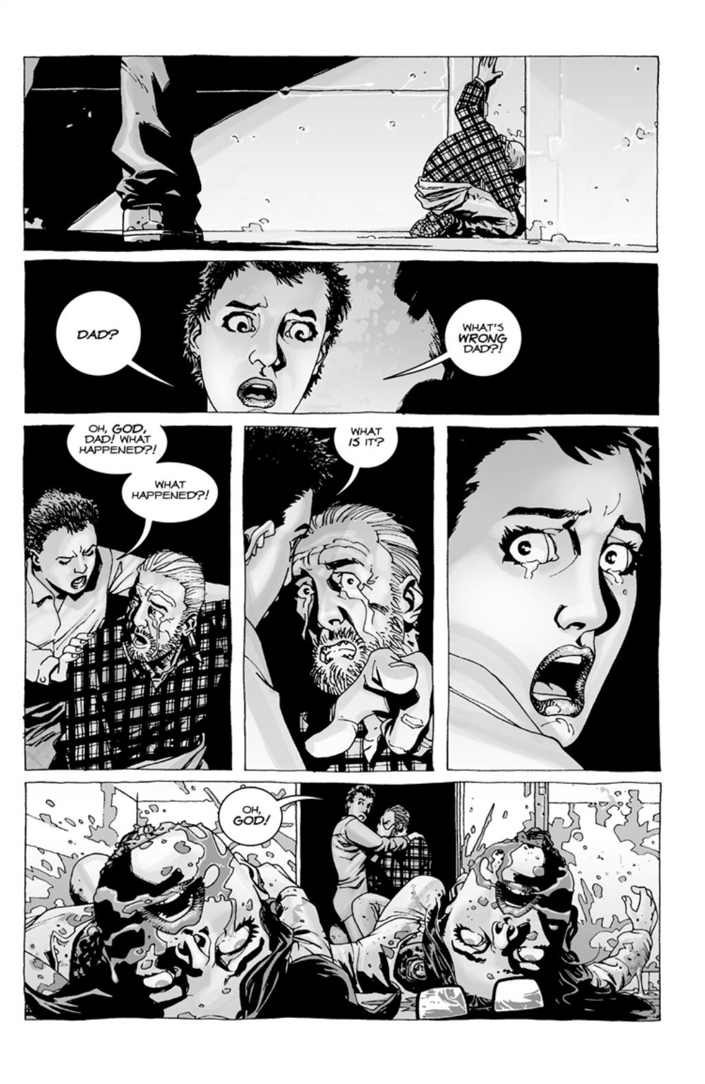 The Walking Dead volume 3 page 72