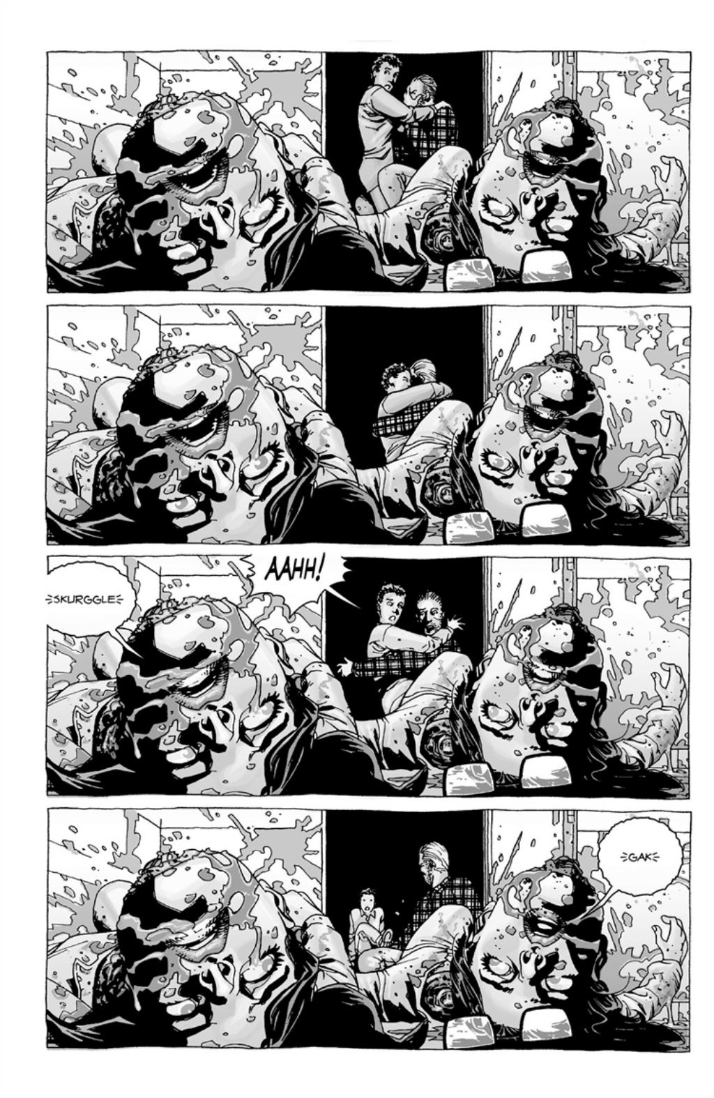 The Walking Dead volume 3 page 73