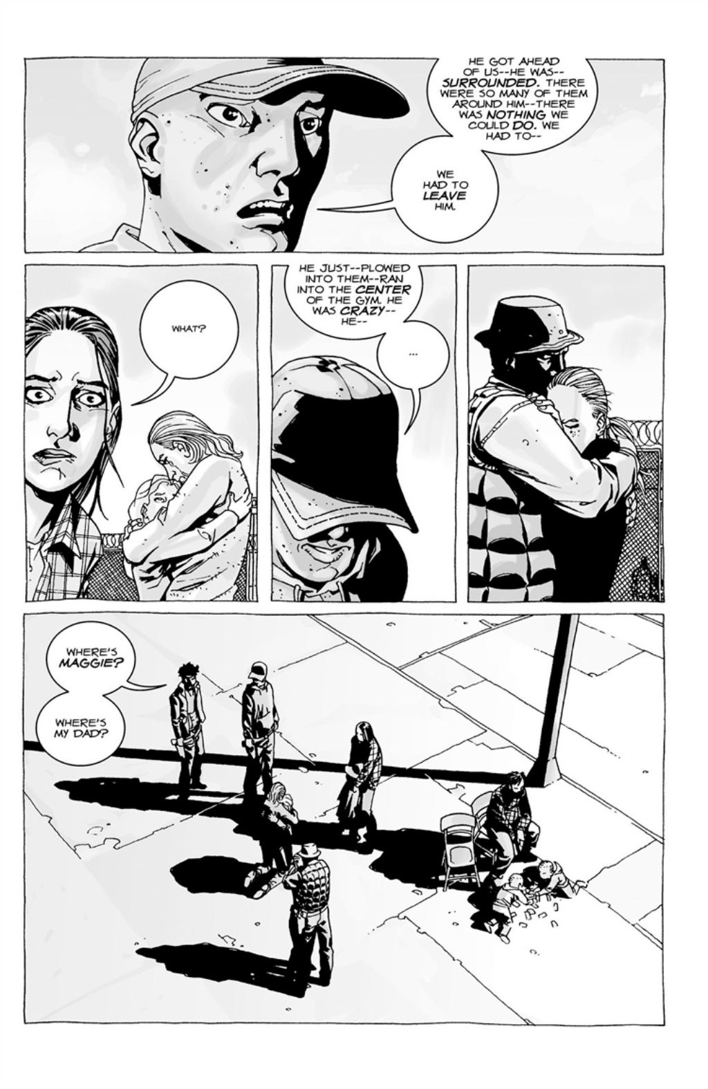 The Walking Dead volume 3 page 78