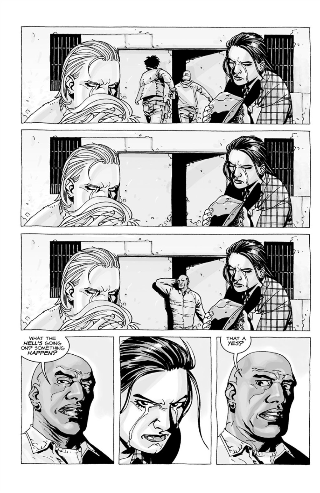 The Walking Dead volume 3 page 79