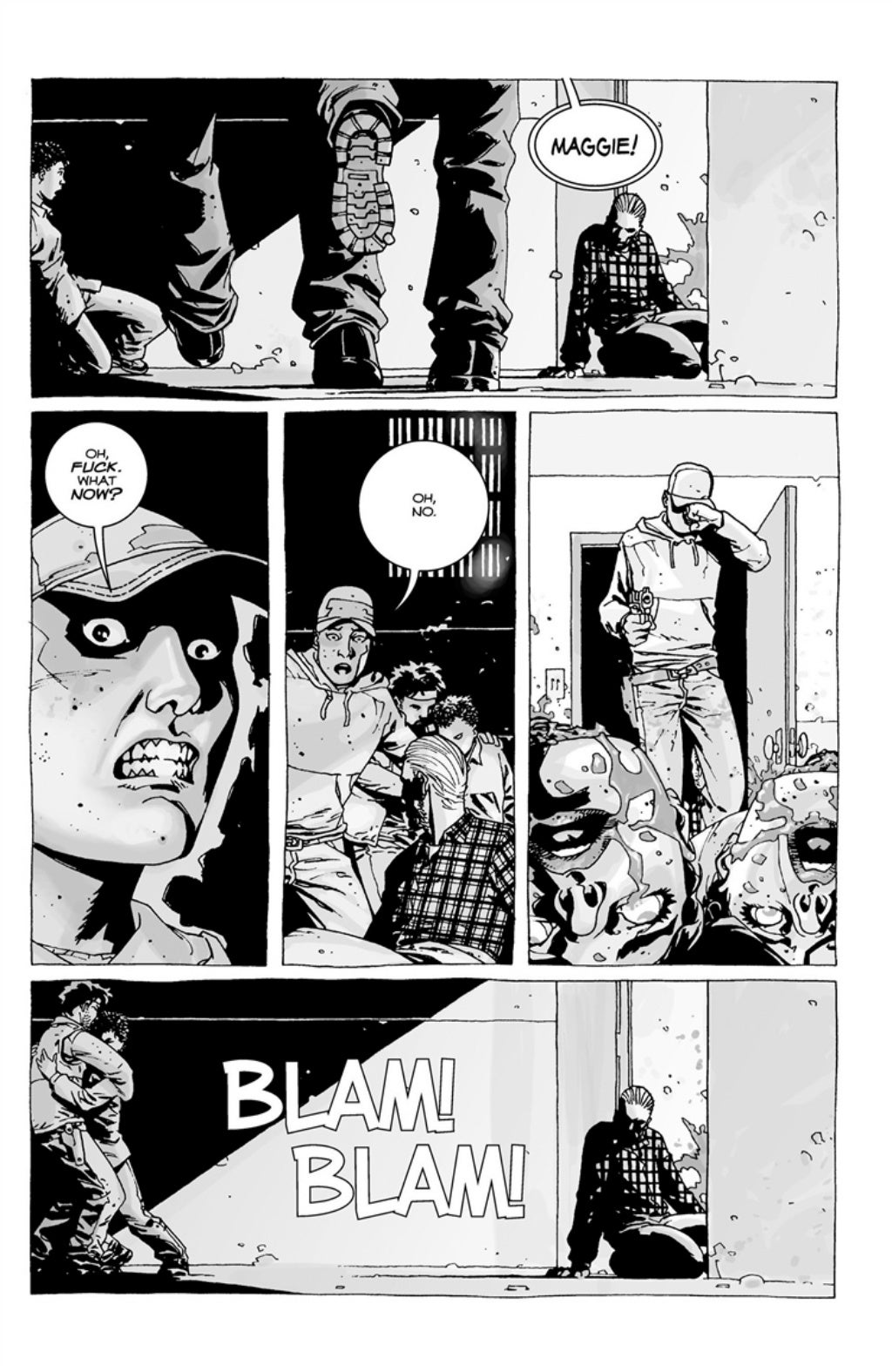 The Walking Dead volume 3 page 80
