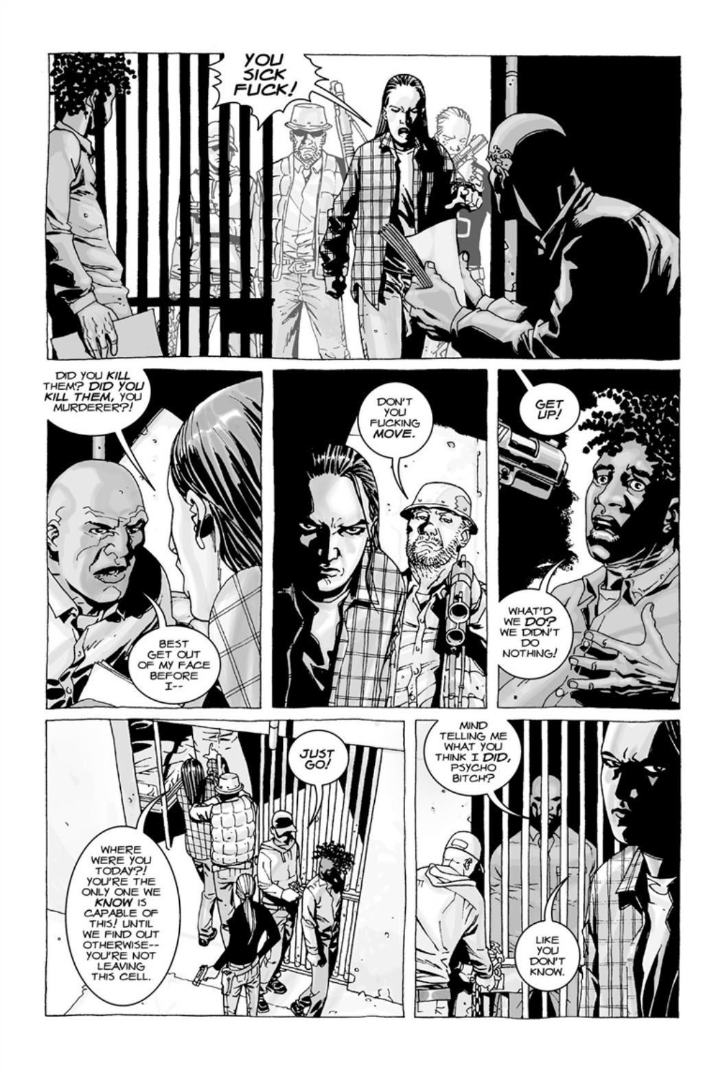 The Walking Dead volume 3 page 81