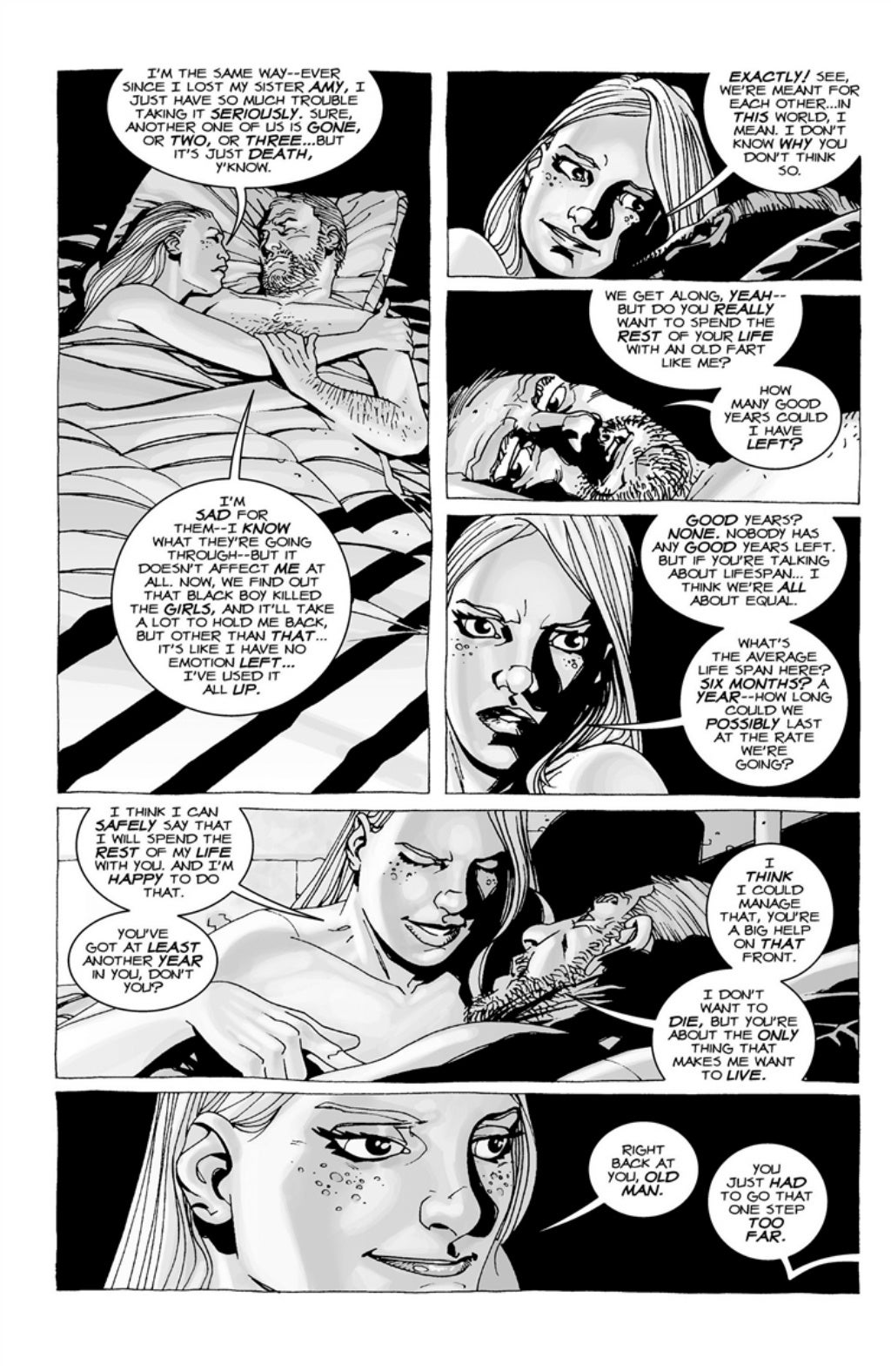 The Walking Dead volume 3 page 83