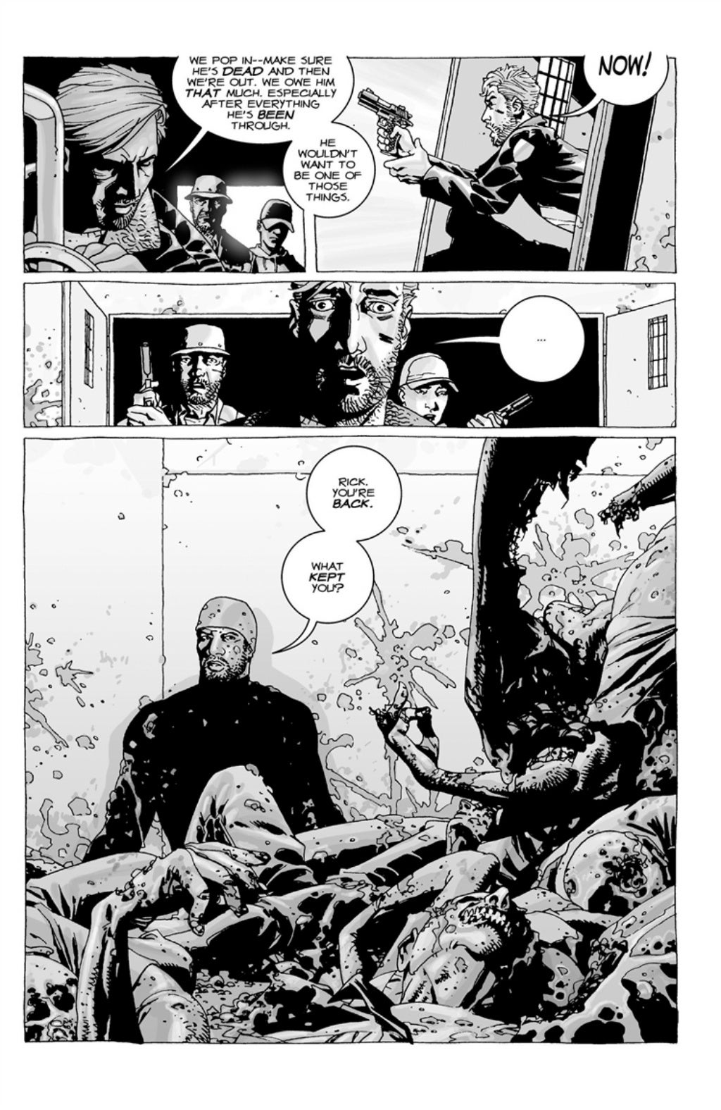 The Walking Dead volume 3 page 86