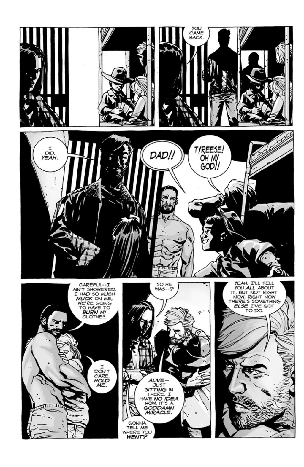 The Walking Dead volume 3 page 87