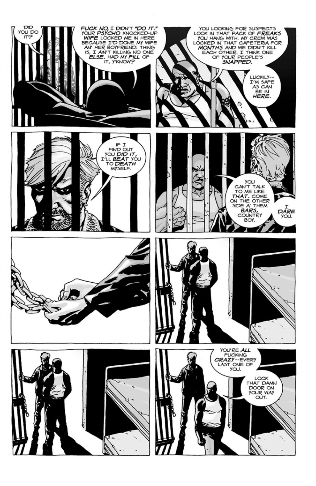 The Walking Dead volume 3 page 88