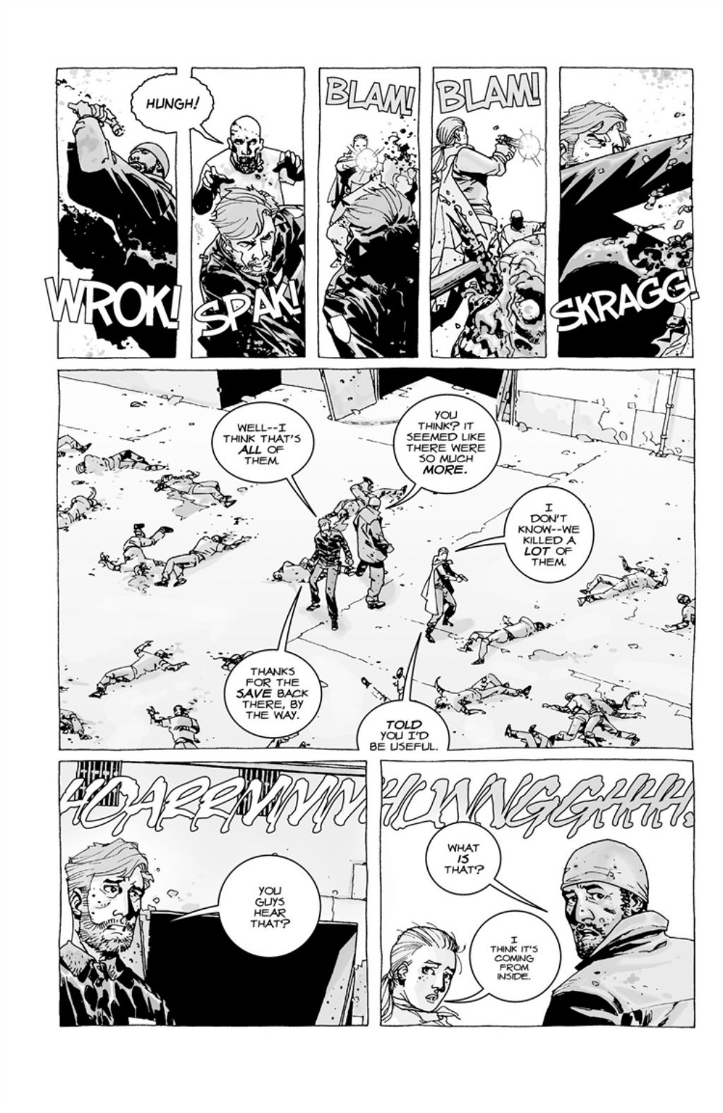 The Walking Dead volume 3 page 9