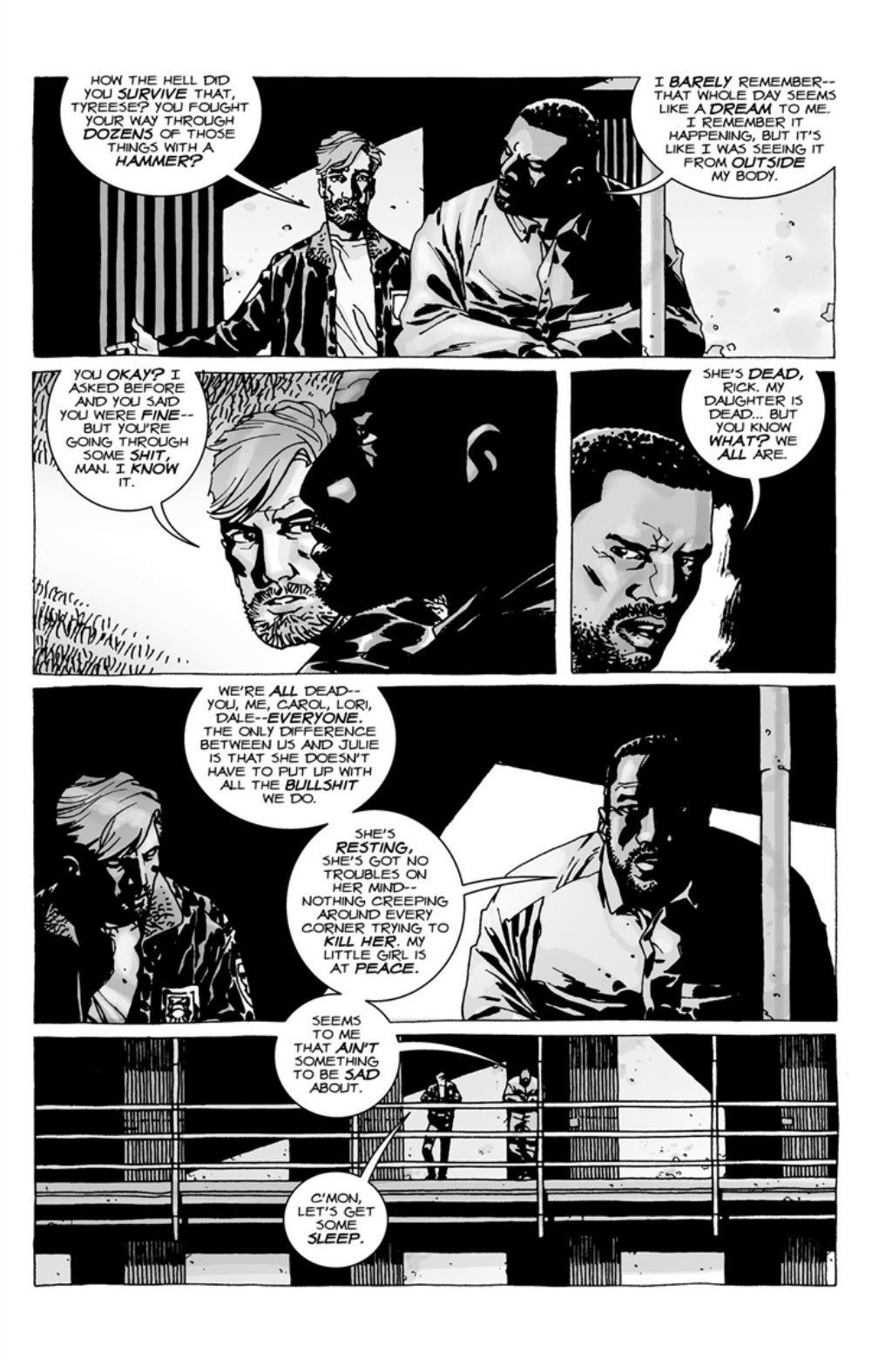 The Walking Dead volume 3 page 90