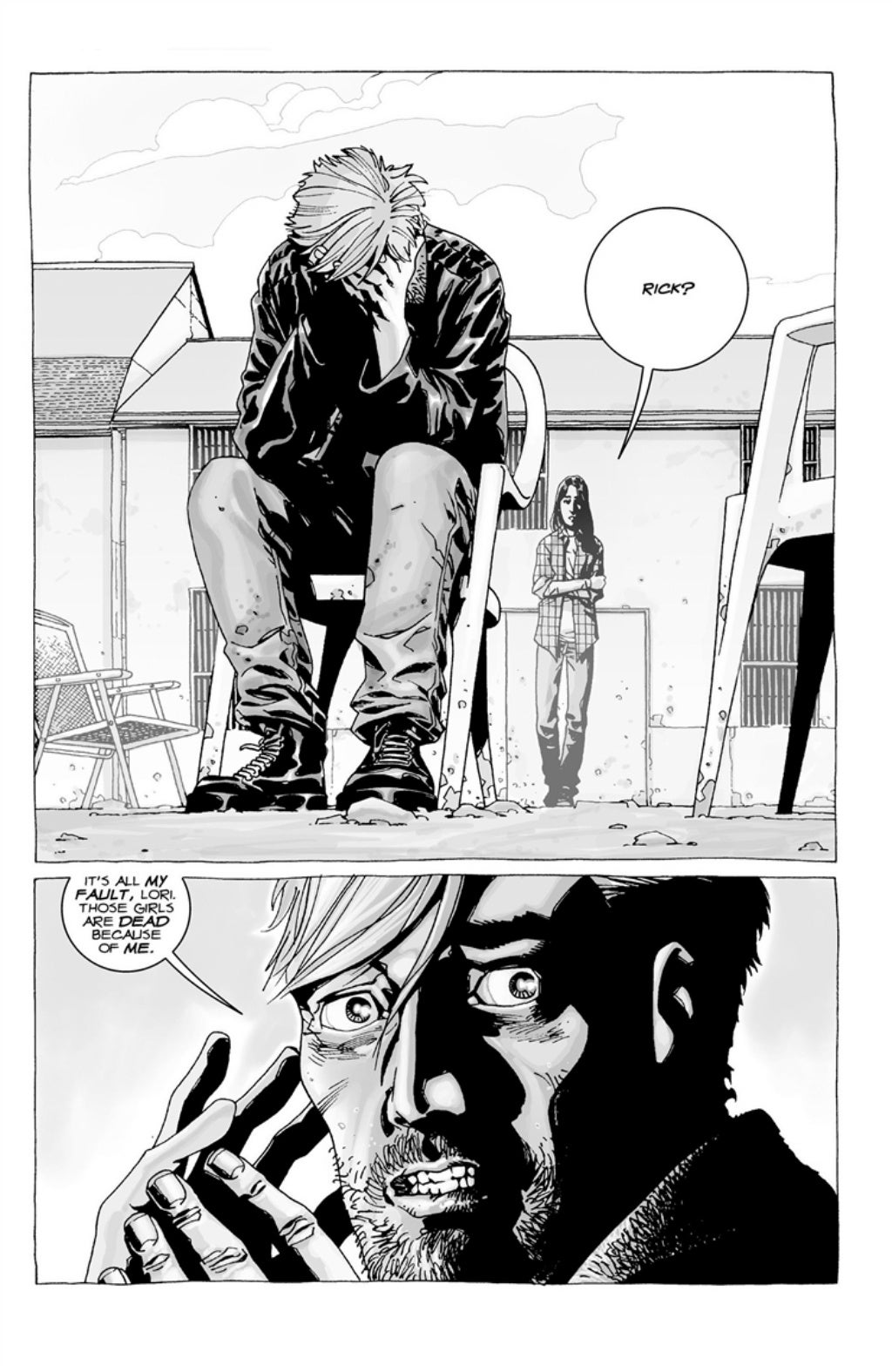The Walking Dead volume 3 page 94