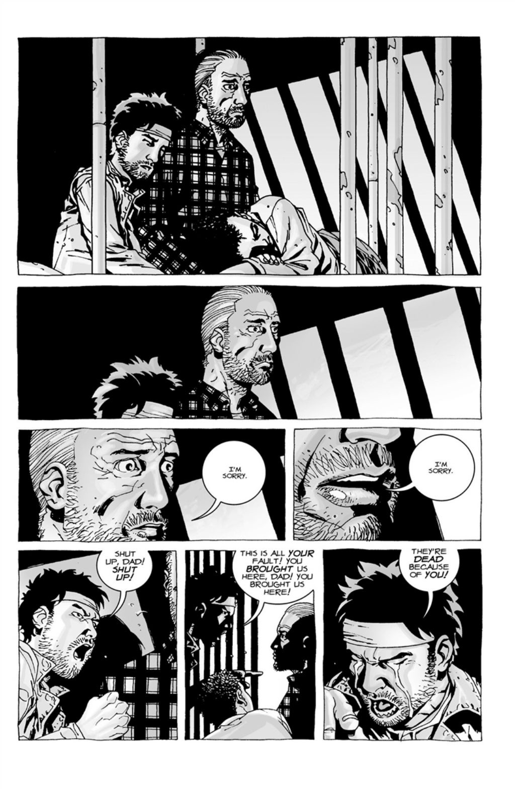 The Walking Dead volume 3 page 96