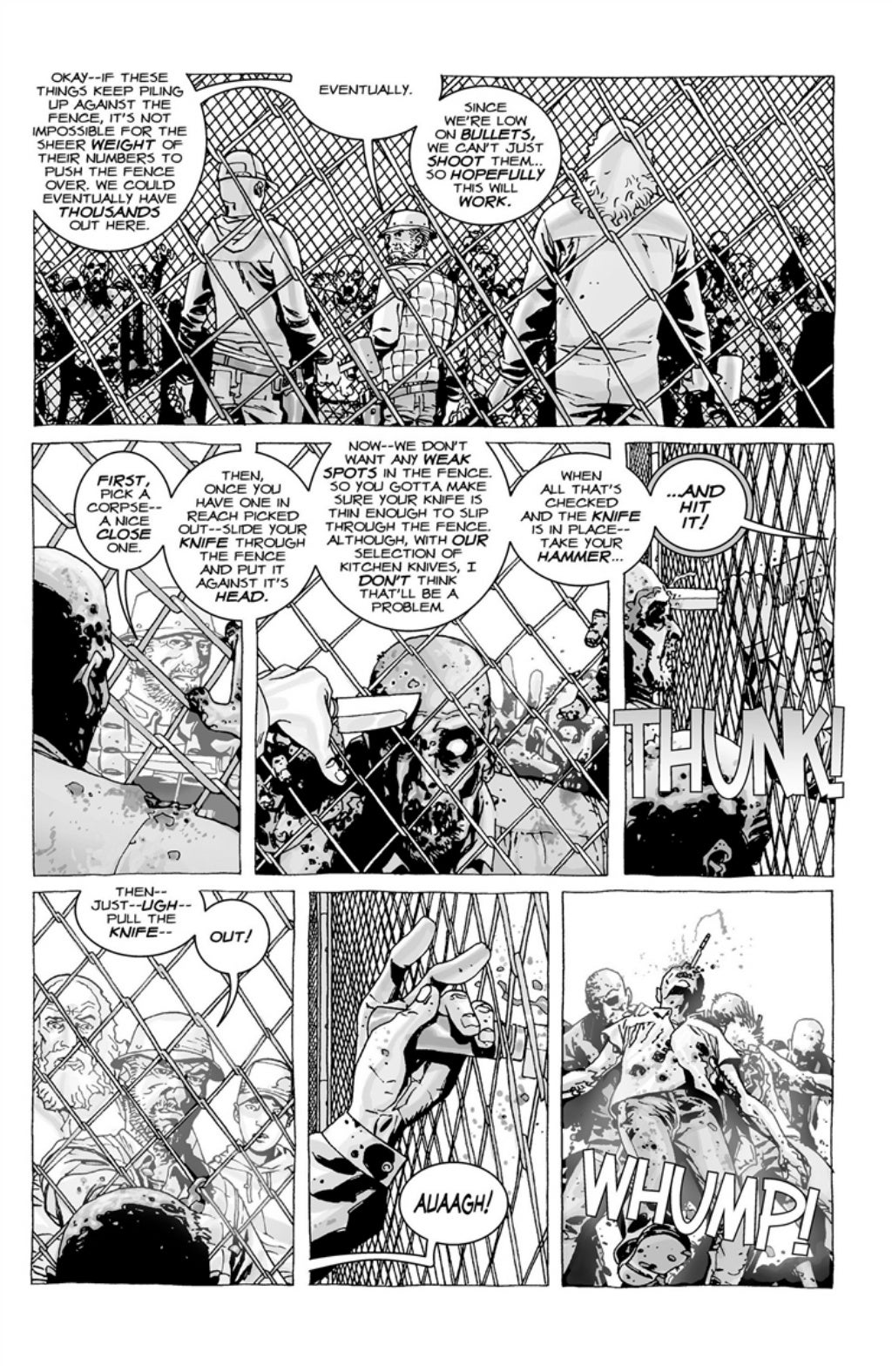 The Walking Dead volume 3 page 98