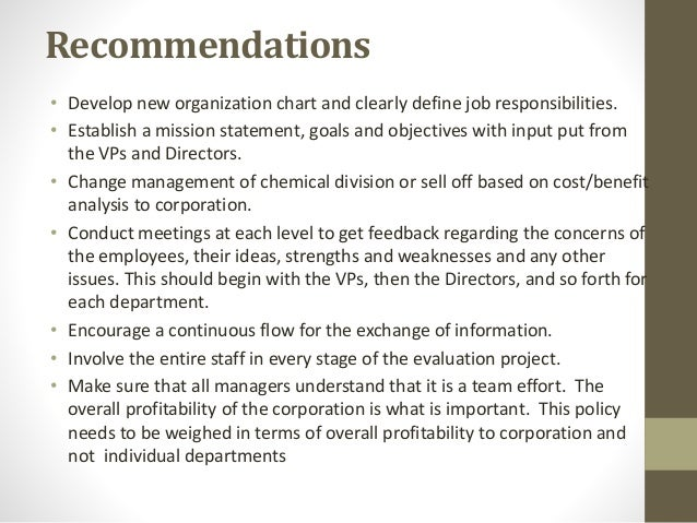 The Wallace Group: most important problem, recommendation, priorities, education