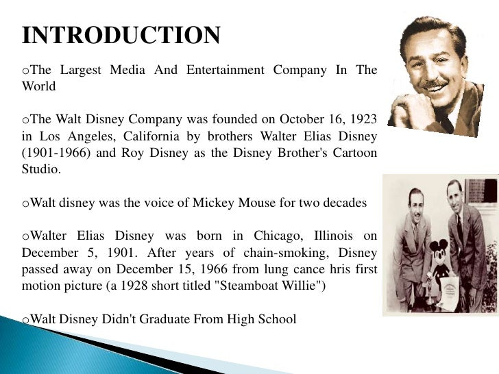 brand audit of walt disney The walt disney company: the art of brand 3 chapter 1 communications audit of disney 11 more about case assignment: disney the happiest brand on.