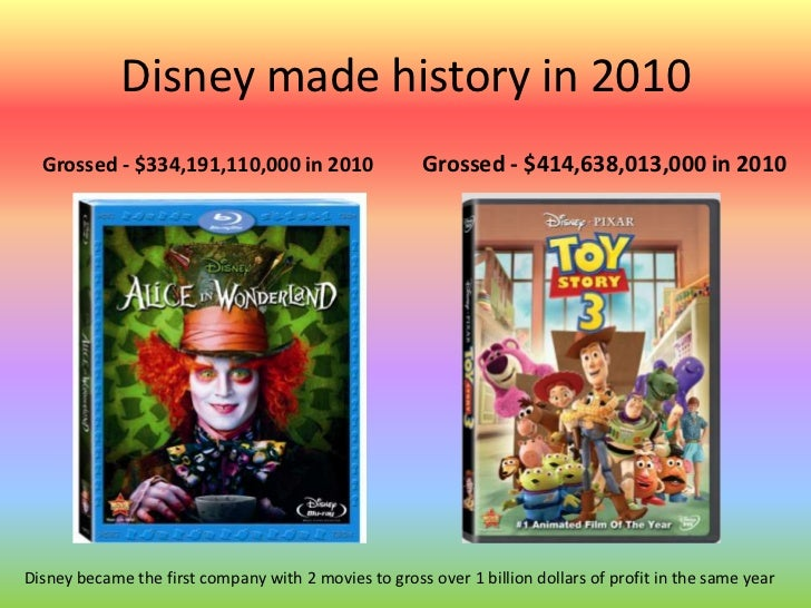 The Walt Disney Company earns royalties for Tokyo's Disneyland resort. (owned by an un-related Japanese company)