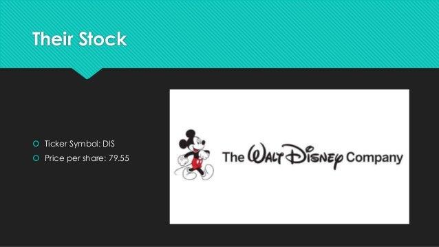 Ticker Symbol For Disney Images Free Symbol Design Online