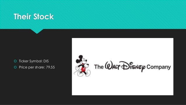 Ticker Symbol For Disney Gallery Free Symbol Design Online