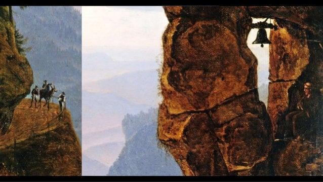 The wanderer in paintings Slide 3