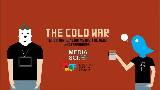  History of cold war   History of traditional advertising   How digital ads started and where are we  going